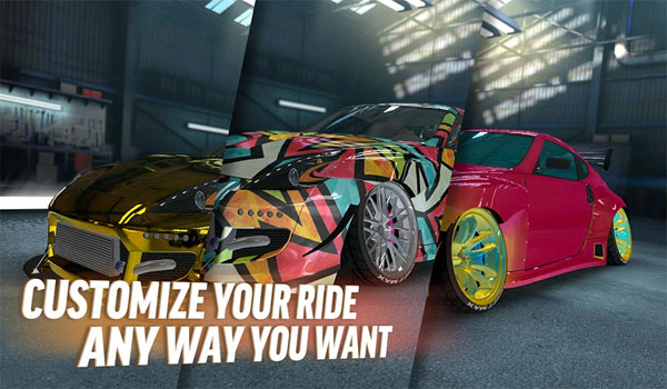 Drift Max Pro: Car Drifting Game Mod Apk Download for