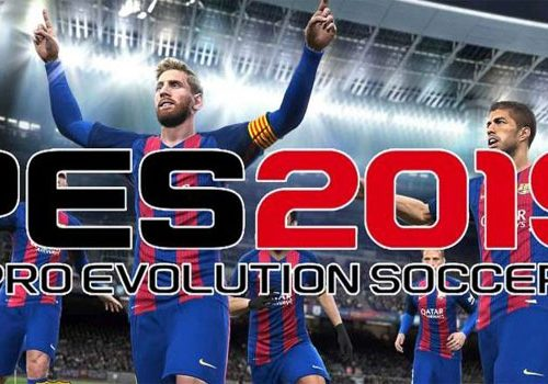 PES 2019 Apk + OBB + Data Mod Android Game Offline Download